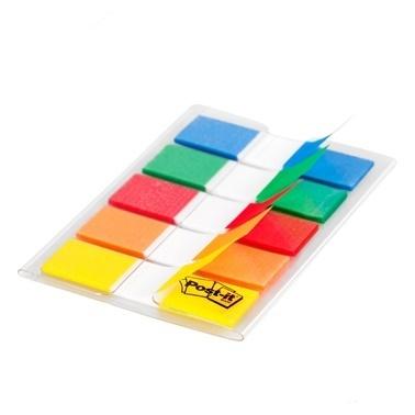 3M Yapışkanlı Not Renkli